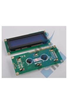 1602 LCD paralel