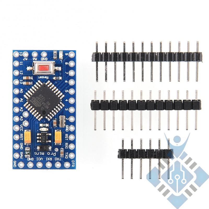 Arduino Pro Mini Arduino style