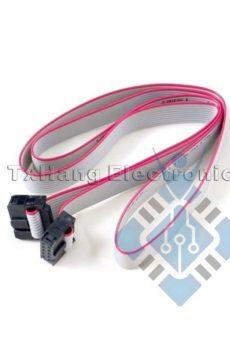 70CM 10 Pin USBISP wire