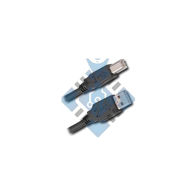 Kort USB kabeltje