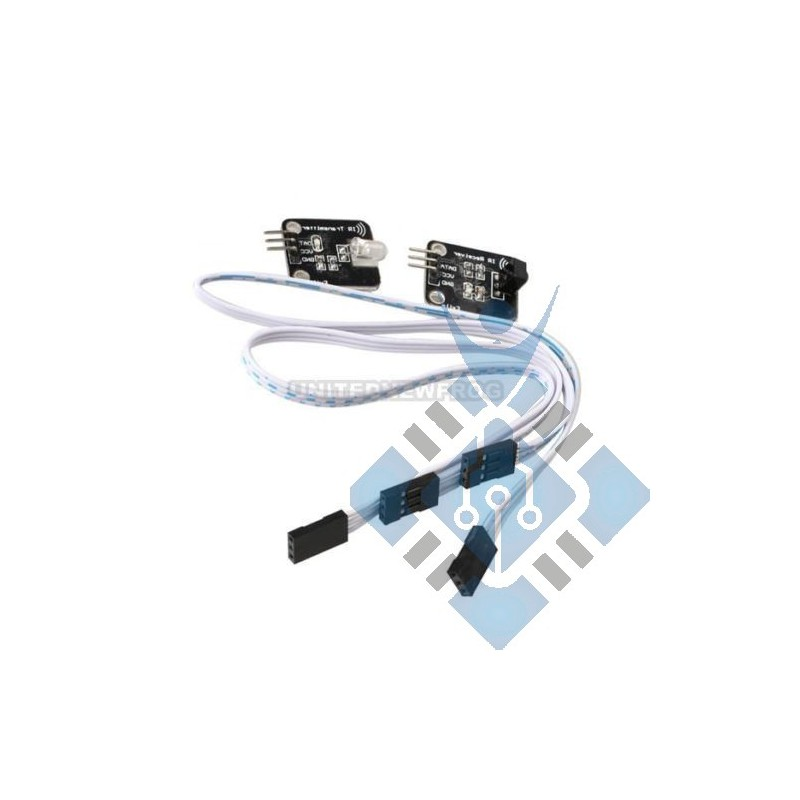 38KHz Infrared IR Sensor and Transmitter Kit