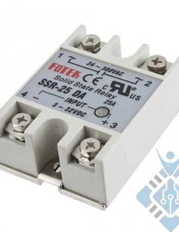 Solid State Relay 25A/250V