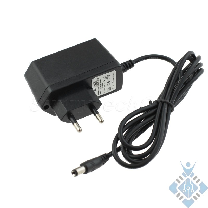 AC 100-240V to DC9V 1A 1000mA Switching Power Supply