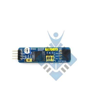 AD/DA Converter Module Conversion PCF8591 adjustable I2C address