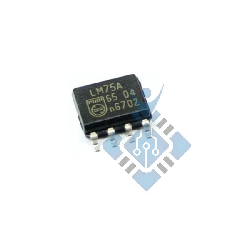 LM75AD SOP-8 NXP I2C digital temperature sensor
