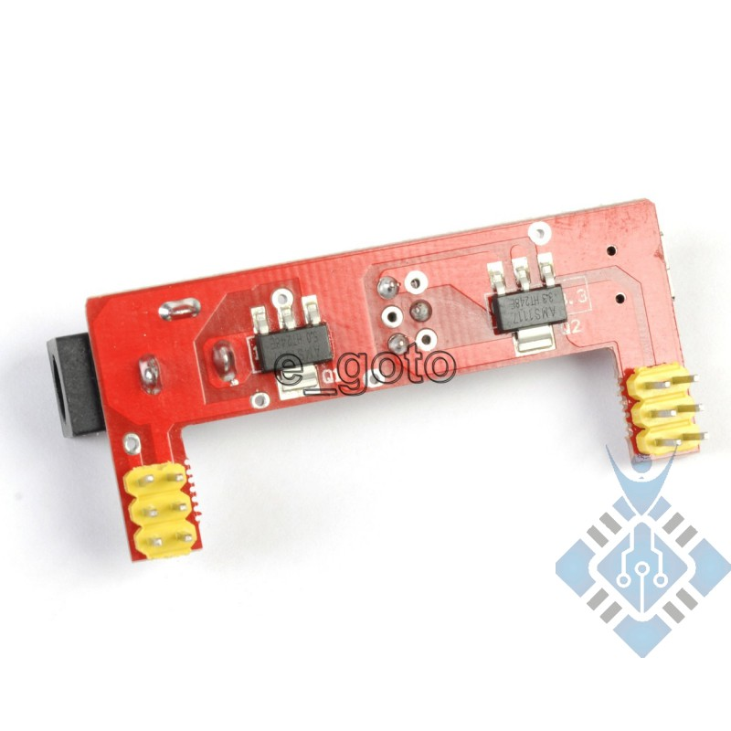 Breadboard power module 5/3.3 v