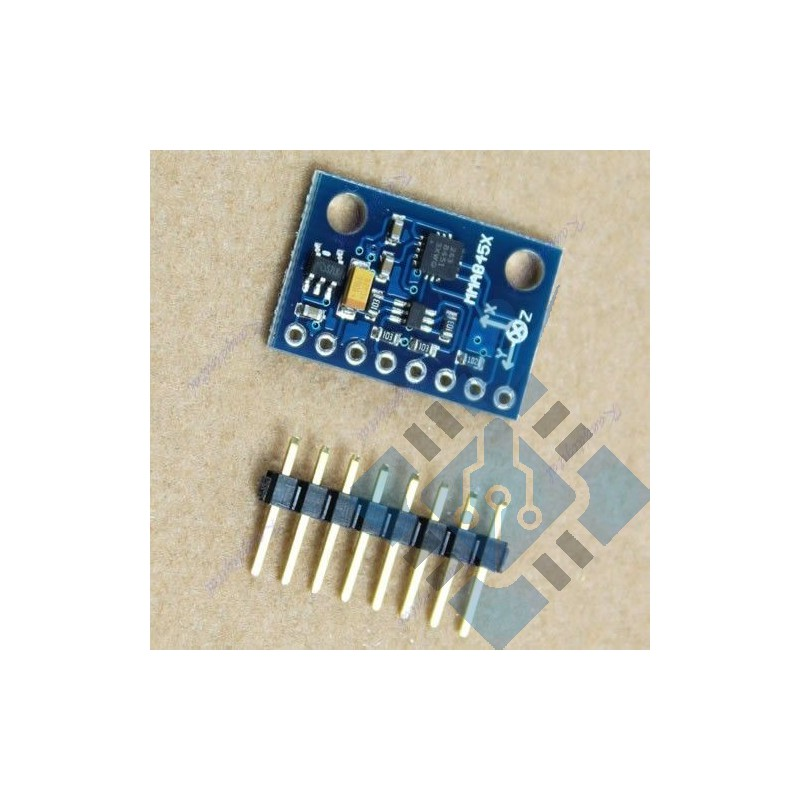 MMA8451 Module Digital Triaxial Accelerometer Precision Tilt