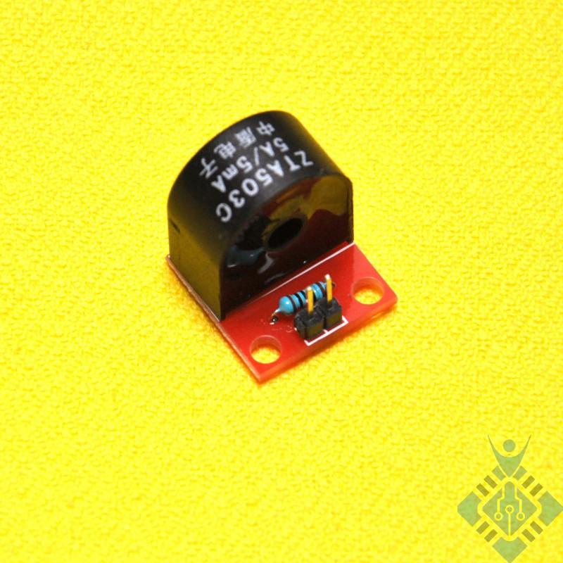 5A Range AC Current transformer sensor module