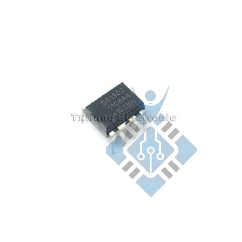 Charge Timekeeping Real-Time Clock RTC DS1302 DS1302Z DS1302ZN SOP-8 (SMD)/DIP-8