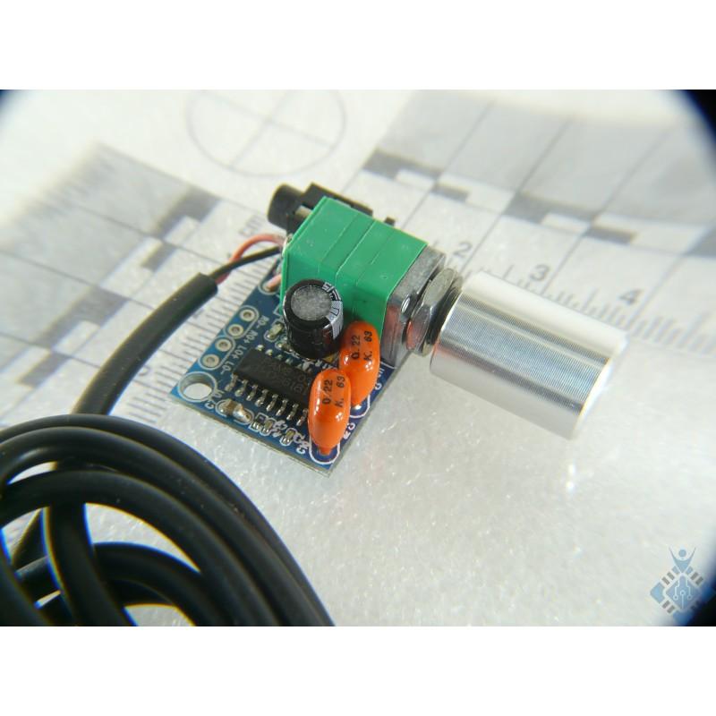 3W Stereo Audio Digital Amplifier Board PAM8403 PAM/8403