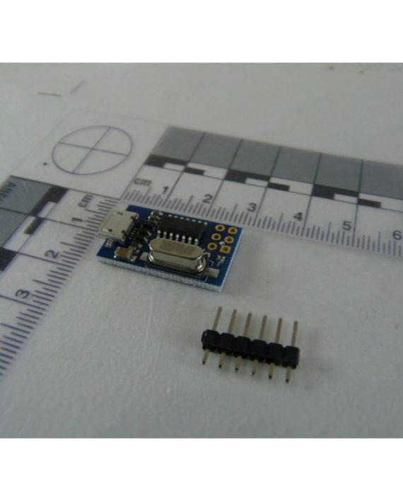 USBTiny ISP programmer for Arduino tinyisp tiny-isp